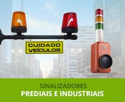 Sinalizadores Prediais e Industriais